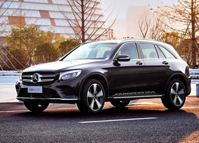 mercedes glc l china 2018