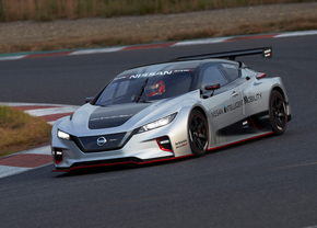 Nissan Leaf Nismo RC productie