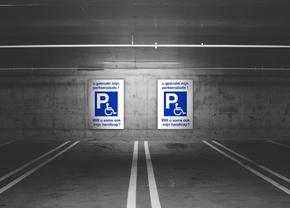 parkeerkaart handicap jacht belgie