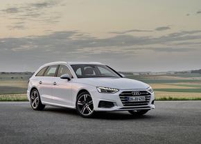 Audi A4 Avant g-tron 2019