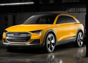 audi h-tron waterstof