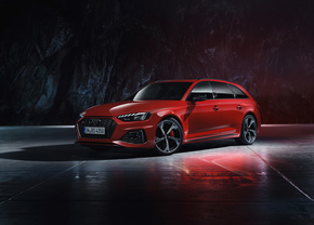 Audi RS 4 Avant facelift 2019