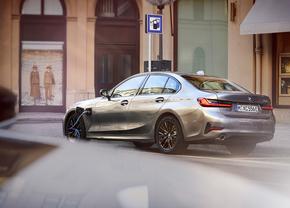 BMW 330e plug-in Hybrid 2019