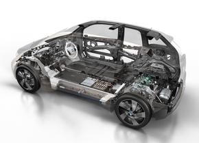 bmw Jaguar Land Rover EV elektrisch
