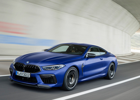 bmw m8 Competition coupe 2019