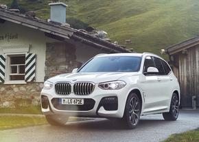 BMW xDrive30e plug-in 2019 2020