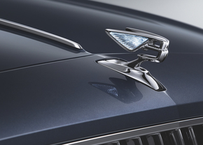 bentley flying spur teaser