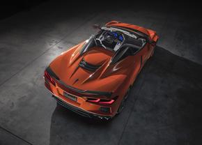 Chevrolet Corvette Stingray Convertible 2019