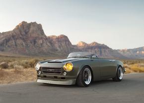 Datsun 1600 Sport Restomod
