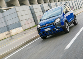 Fiat A segment stadsauto