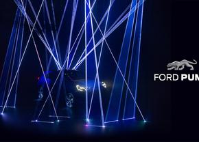 ford puma teaser