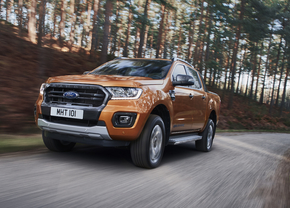 ford ranger facelift 2019