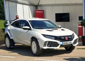 Honda Civic Type-overRland