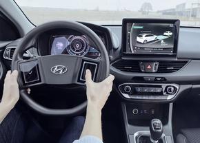 hyundai digital cockpit 2019