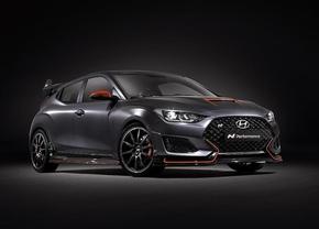 Hyundai Veloster N Performance Concept SEMA 2019