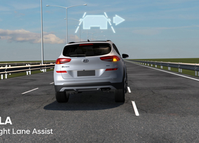 right lane assist hyundai