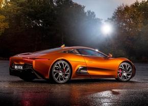 Jaguar F-Type mid-engined rumor