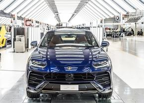 Lamborghini Urus sale 2019