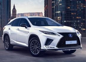 lexus rx 450h facelift 2019