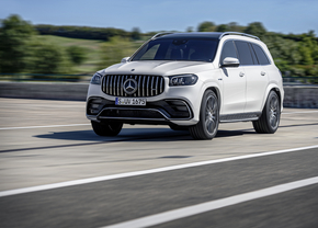 Mercedes-AMG GLS 63 (2019)