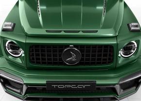 Mercedes-Benz G klasse Topcar