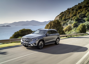 mercedes glc facelift 2019
