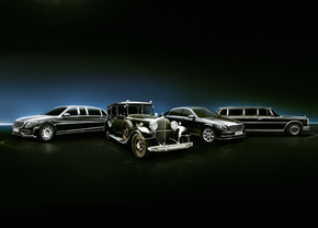 Mercedes Guard modellen