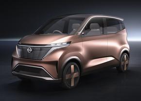 Nissan IMk concept Tokio 2019