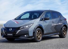 Nissan Leaf dual motor Nismo
