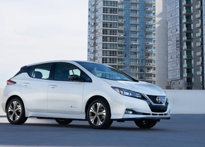 nissan leaf sales
