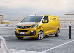 Opel Vivaro-e info