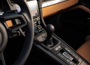 Porsche 911 handbak