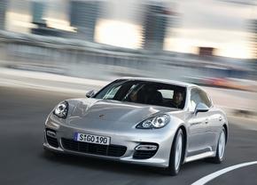 10 jaar Porsche Panamera 10 Years