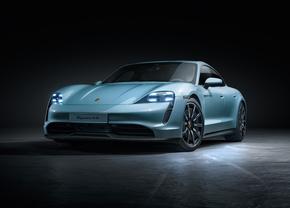 Porsche Taycan 4S 2019