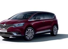 Renault Espace facelift 2019