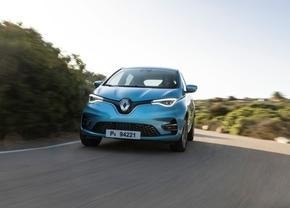 Renault ZOE prijzen België