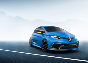 Renault Zoé RS 2019 gerucht