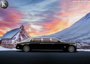 Klassen Rolls-Royce Phantom 2019