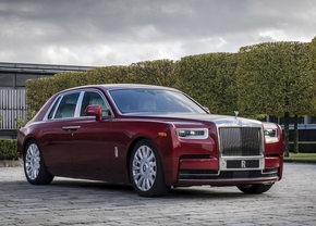 Rolls-Royce Red Phantom (2019)
