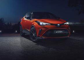 Toyota C-HR hybride SUV facelift 2019