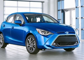 toyota yaris hatchback vs 2019