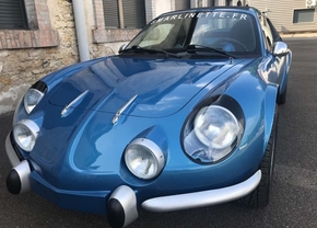 smarlinette a110 kit car 2019
