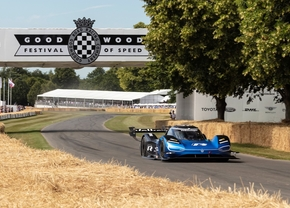 volkswagen id.r goodwood