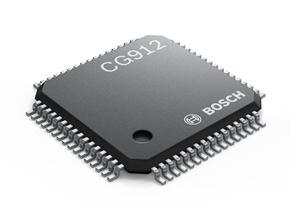 Bosch elektrische batterij chip