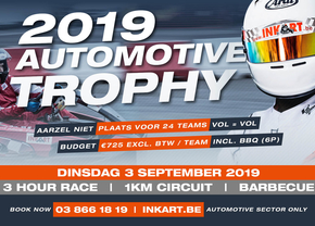 inkart event automotive trophy 2019