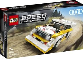 Audi Sport Quattro Lego 76897