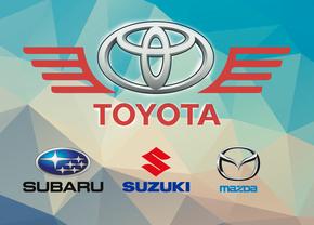Toyota Subaru Mazda Suzuki Group