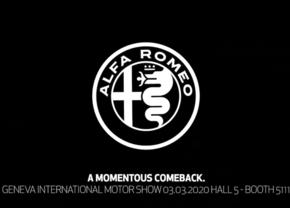 Alfa Romeo Genève 2020