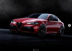Alfa Romeo Giulia GTA 2020 gelekt