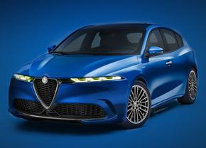 Alfa Romeo Giulietta Render 2020